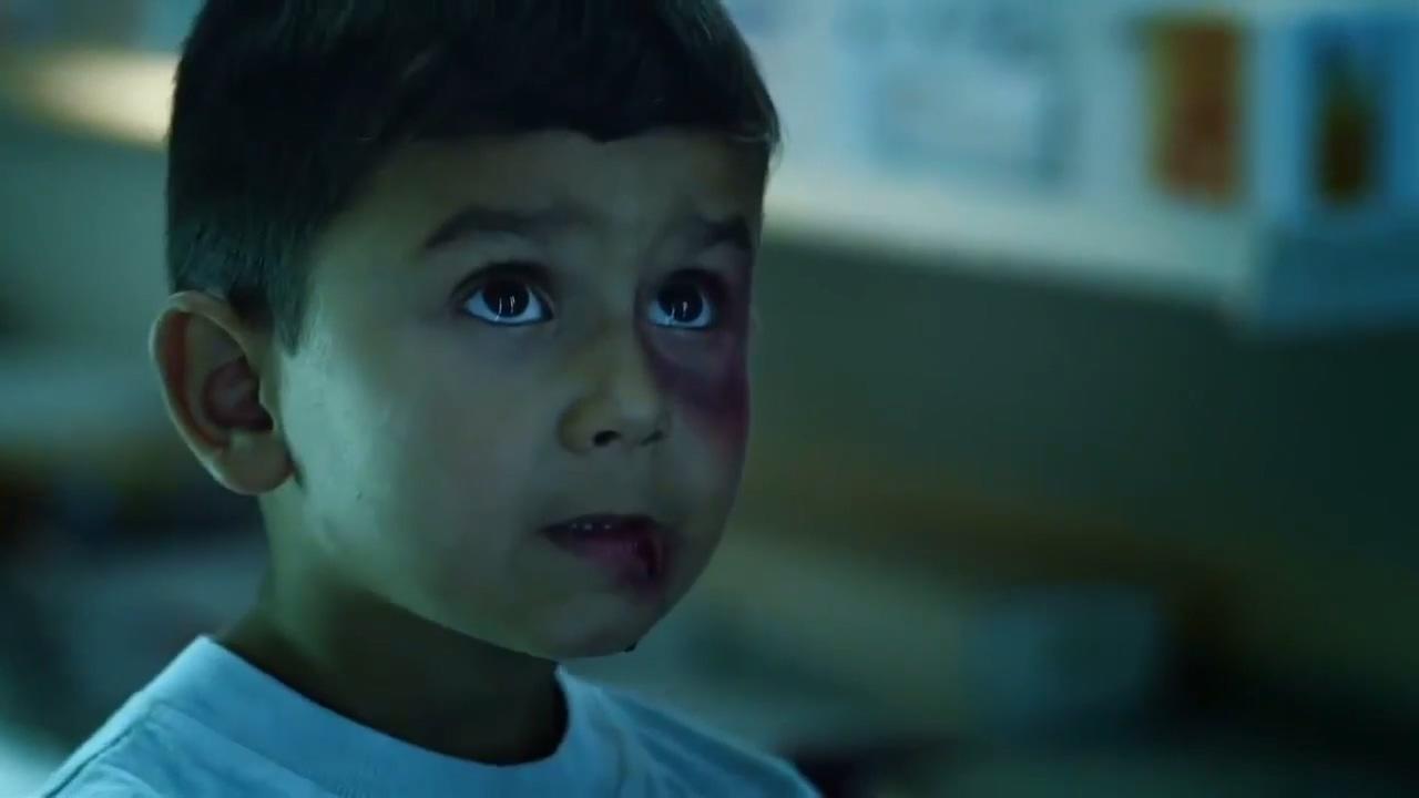 每五分钟就有一个小孩死于暴力
